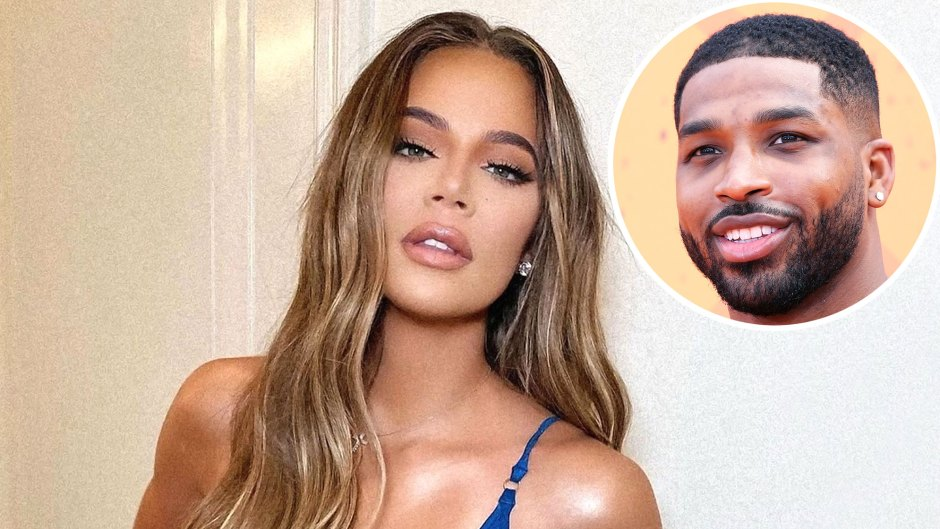 Khloe Kardashian Fuels Engagement Rumors With Massive Diamond Ring While Out With Tristan