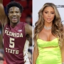 Malik Beasley Flirted With Larsa Pippen Before Miami Date