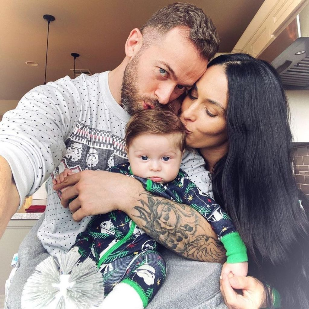 Nikki Bella and Artem Chigvintsev's Sweet Son Matteo Is Everything! See His Baby Photo Album