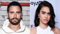 Scott Disick's Rumored Girlfriend Amelia Hamlin Poses for Steamy Photo on His Couch
