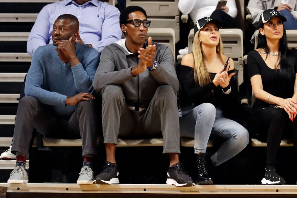 Larsa Pippen's Estranged Husband Scottie Is an NBA Legend: Get to Know Him!