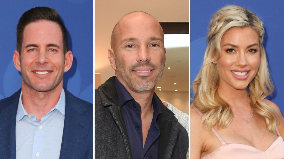 Tarek El Moussa Reacts to Brett Oppenheim 'Flirting' With Heather
