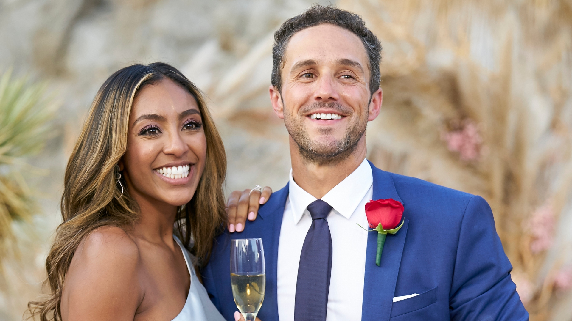 Going to the Chapel? Bachelorette Tayshia Adams Reveals When She and Fiance Zac Clark Will Get Married