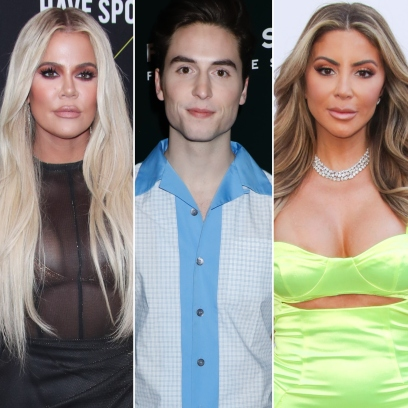 The Kardashians React to Benny Drama's Impression of Ex-BFF Larsa Pippen: 'Screaming!!!'