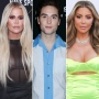 The Kardashians React to Benny Drama's Impression of Ex-BFF Larsa Pippen: 'Screaming!!!'