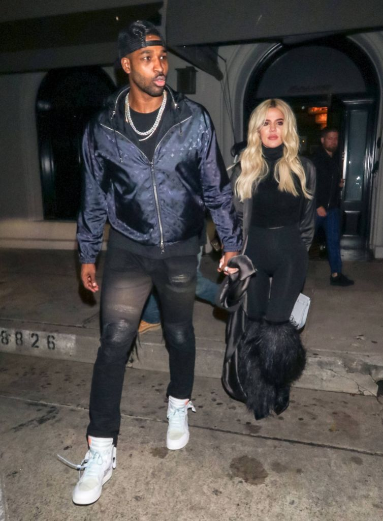 Tristan Thompson 'Drools' Over Khloe Kardashian's Sexy New Post Following Outing With Mystery Woman