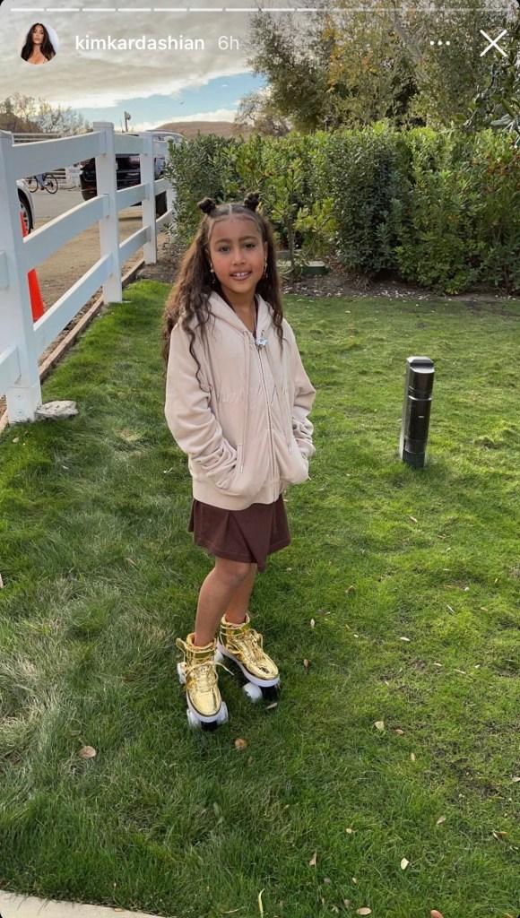 kim-kardashian-north-west-rollerblading-all-grown-up-ig