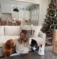 Christmas Decoration Ideas From Bachelor Nation: Home Photos Lauren Bushnell and Chris Lane