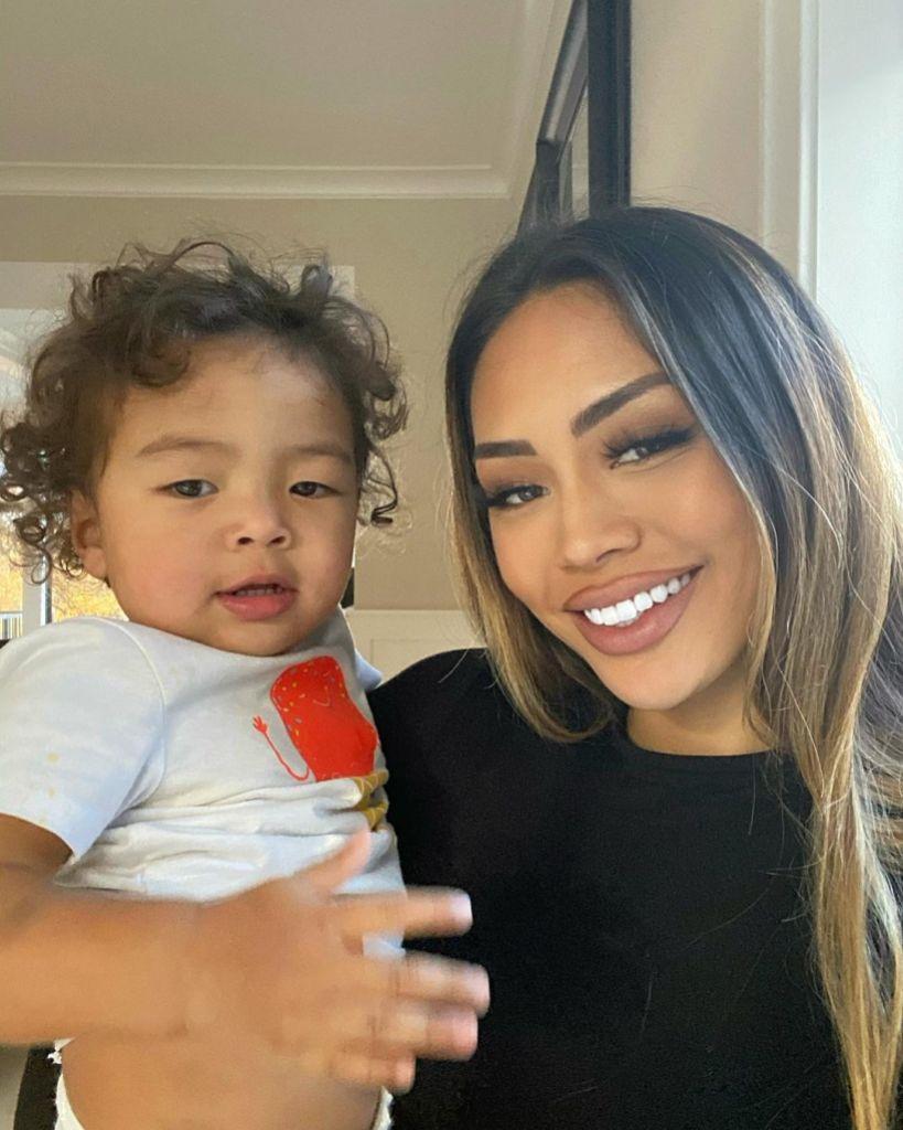Who Is Montana Yao? Malik Beasley and Wife Have a Son