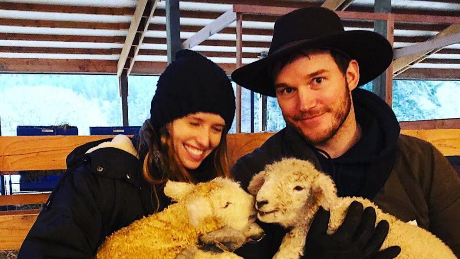 Chris Pratt and Katherine Are 'Bonding' Over Their Daughter