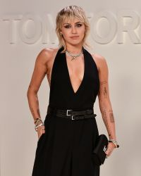 Celebrities Who Talked About Sobriety: Miley Cyrus