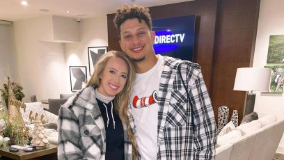 Patrick Mahomes' Concussion: Fiance Brittany Supports Chiefs
