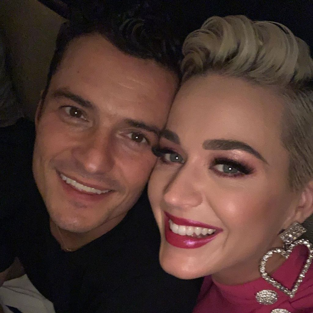 Katy Perry Posts Intimate Photos Orlando Bloom for His Birthday 6