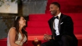 Bachelor Matt James Reacts to Fans Saying 'Queen' Victoria Larson Was a Producer Pick During Night 1