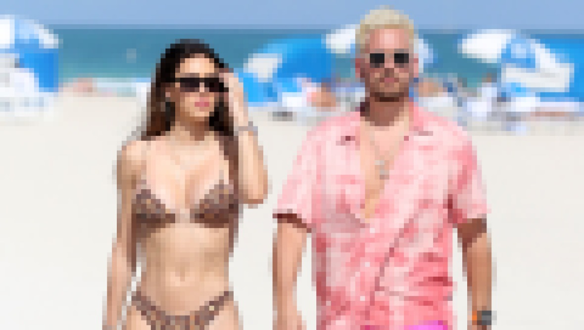 A Stunner! See Amelia Gray Hamlin's Sexiest Bikini Photos