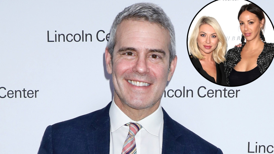 Andy Cohen Seemingly Regrets 'Pump Rules' Firings: It Would've Been 'More Interesting' if They Stayed