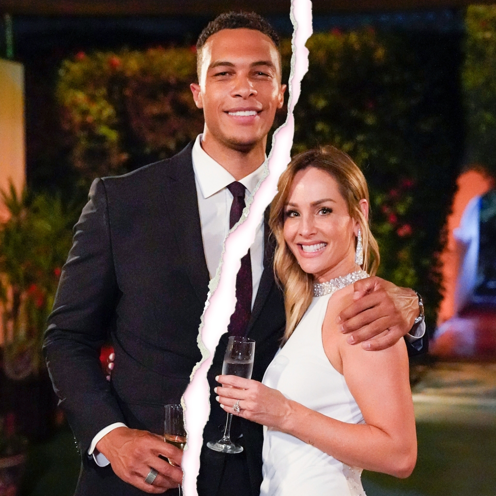 'Bachelorette' Season 16 Couple Clare Crawley and Dale Moss Split, Call Off Engagement