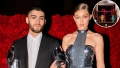 Gigi Hadid Gives an Inside Look at Boyfriend Zayn's Socially Distanced Album Release Party