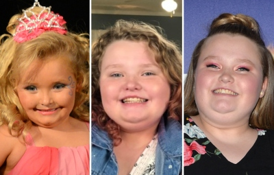 Honey Boo Boo Transformation