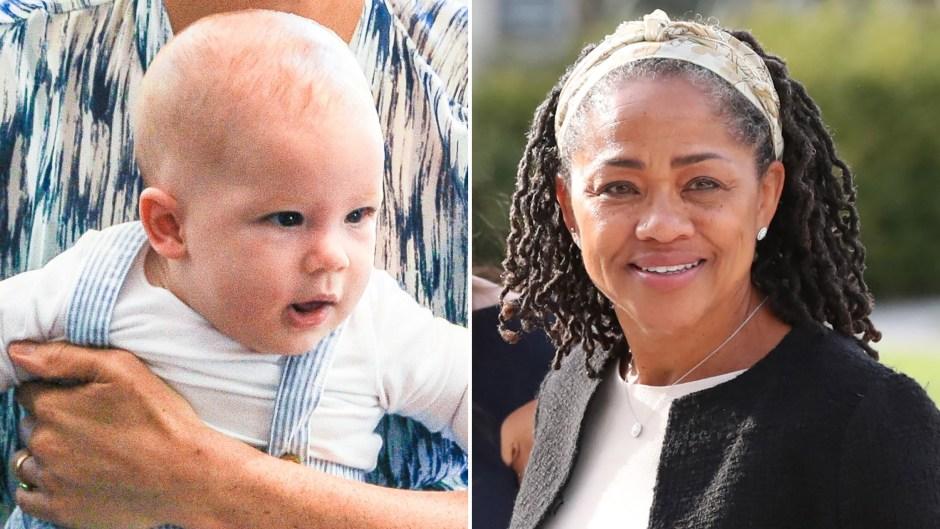 Inside Meghan Markle's Mom and Archie's Sweet Bond