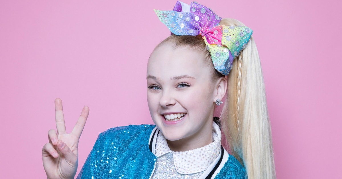 Jojo Siwa Says Shes Never Been This Happy Since Coming Out Feature