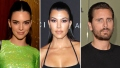 Kendall Jenner Says Exes Kourtney Kardashian and Scott Disick Are 'Definitely Made for Each Other'