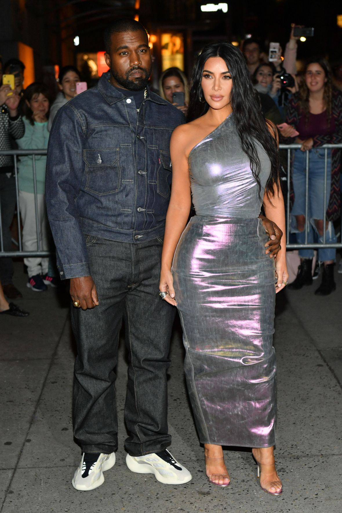 Kim Kardashian Breaks Her Silence on Kanye West Marital Drama
