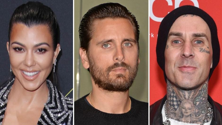 Kourtney Kardashian's Dating History Proves She Falls Hard — Scott Disick, Travis Barker and More