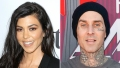 Kourtney Kardashian Reacts to Footage of Boyfriend Travis Barker's '1st Punk Band' and It's Too Cute