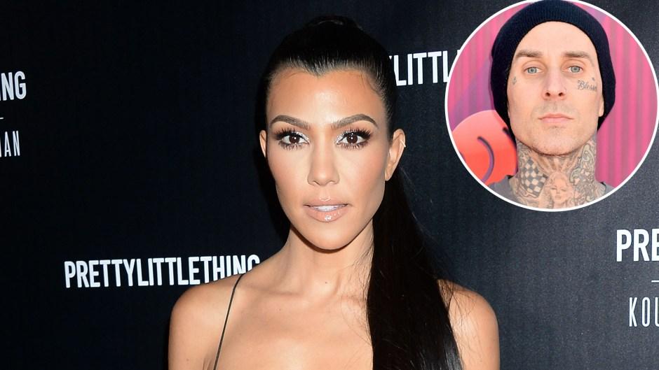 Kourtney Kardashian Shares Sizzling Bikini Photos Amid Travis Barker Romance
