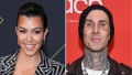 Kourtney Kardashian and Travis Barker Were 'Pals' Before Dating