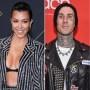 Kourtney Kardashian and Travis Barker Were 'Pals' Before Dating