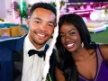 Love Island USA's Justine Ndiba and Caleb Corprew Split
