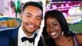 Love Island USA's Justine Ndiba and Caleb Corprew Split