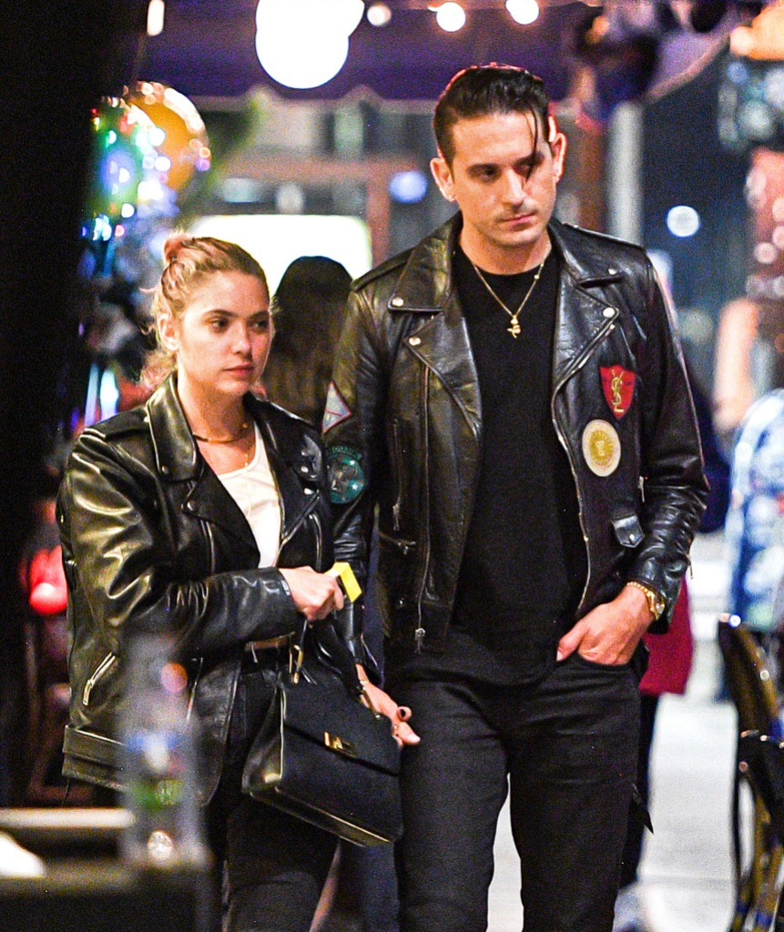 Are G-Eazy and Ashley Benson Still Dating? He 'Loves' Her