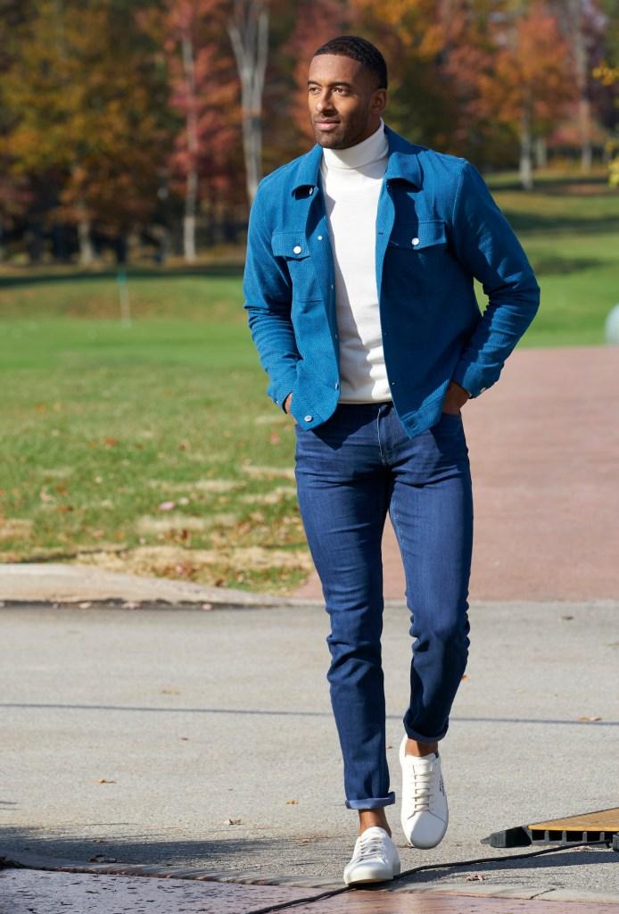 So Handsome! Matt James' Best Looks From Season 25 of 'The Bachelor' So Far