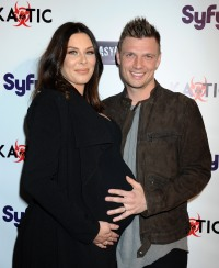Nick Carter Lauren Kitt Expecting Baby