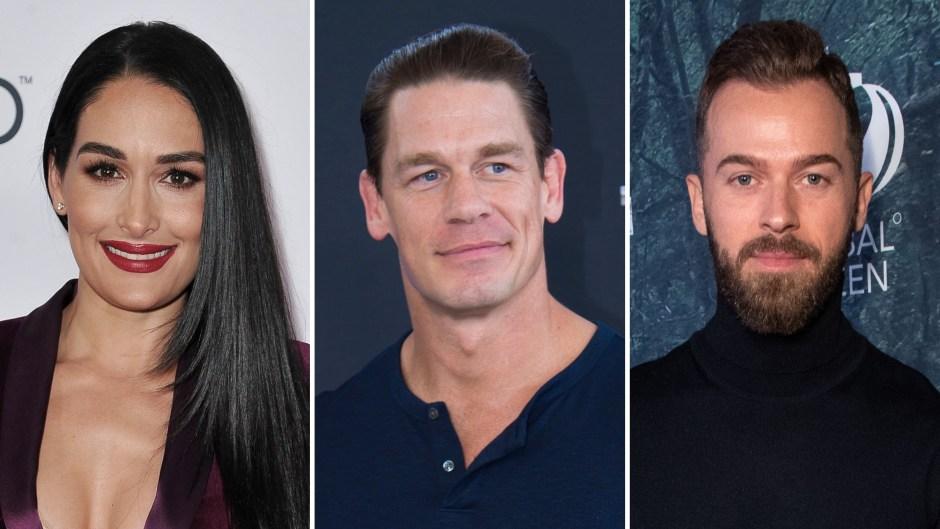 Nikki Bella Called John Cena When Artem Was 'a D--k' on 'DWTS'