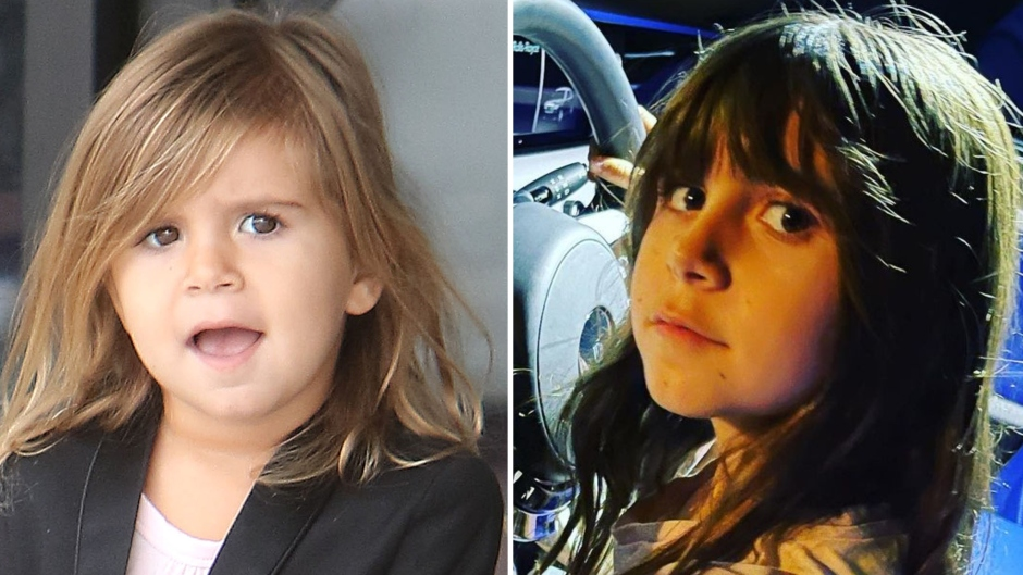 ~Keep Up~ With Penelope Disick's Transformation Over the Years: Photos!