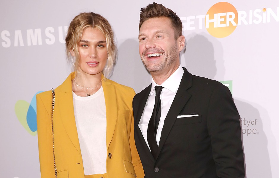 Ryan Seacrest and Ex-Girlfriend Shayna Taylor Split Multiple Times During Their 8-Year Relationship