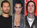 Scott Disick Feels 'Slightly Jealous' of Kourtney Kardashian Dating Travis Barker: 'He's Very Protective'