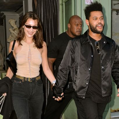 The Weeknd's Dating History Includes Bella Hadid and Selena Gomez