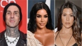Travis Barker 'Had a Crush' on Kim Kardashian Before Kourtney