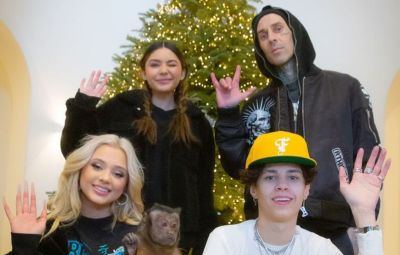 Musician, Songwriter and ... Awesome Dad! Get to Know Travis Barker's Kids