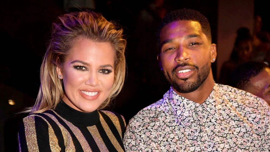 Tristan Thompson Surprises Khloe Kardashian With a Balloon-Filled 'Welcome Home' After Tropical Family Getaway