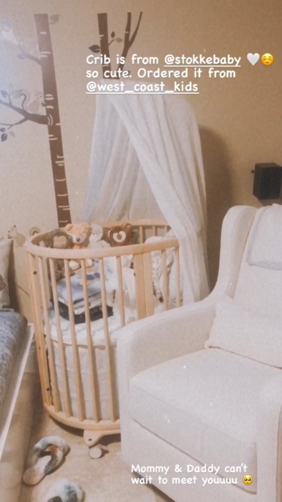 'Riverdale' Star Vanessa Morgan Gives Fans a Peek at Her Baby's Nursery: 'Mommy and Daddy Can't Wait'