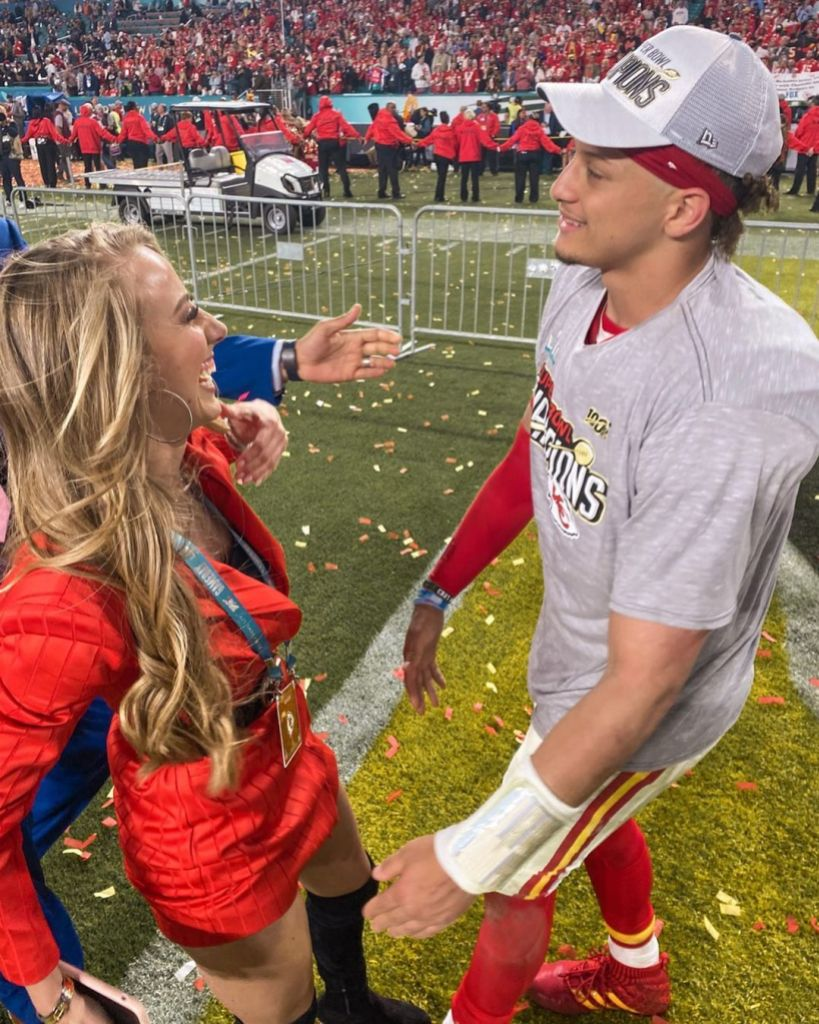 brittany-matthews-patrick-mahomes-cutest-moments-on-the-field