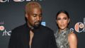 Kim Kardashian Wants to Be 'Amicable' With Kanye West Amid Drama