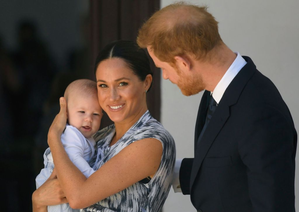 Prince Harry and Meghan Markle Don't Want to 'Spoil' Archie