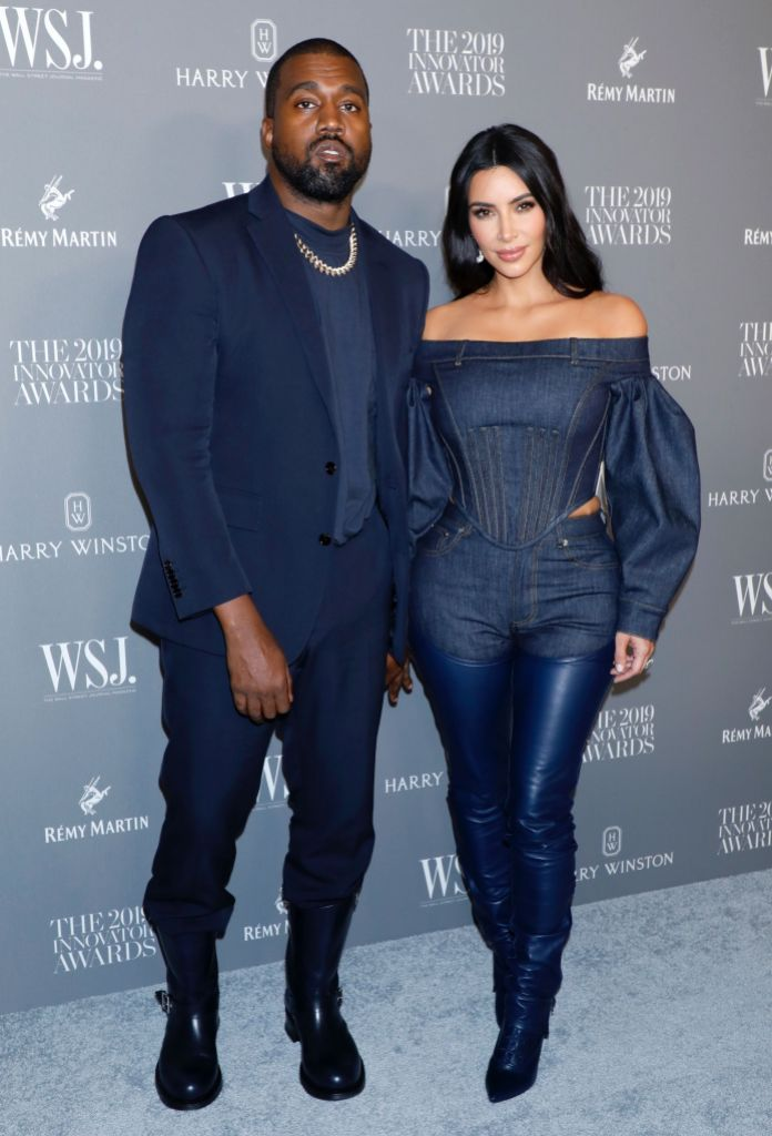 Kim and Kanye West 'Argued Nonstop' After His Twitter Rants